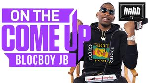 """BlocBoy JB Talks Drake & Origins Of The """"Shoot"""" Dance In """"On The Come Up"""""""