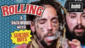"""$uicideboy$ Smoked """"Fake Weed,"""" Fell Into Paranoia & Lived To Tell The Tale"""