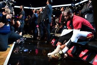 Dwyane Wade Laced Up An Exclusive Way Of Wade 7 For Final NBA Game