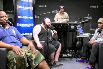 "Action Bronson Feat. Mayhem Lauren ""Freestyles on Sway in the Morning"" Video"