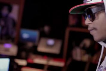 """Schoolboy Q Feat. Ab-Soul & Mike WiLL Made It """"Studio Session"""" Video"""