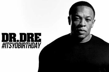 It's Yo Birthday: Dr. Dre's Top Tracks