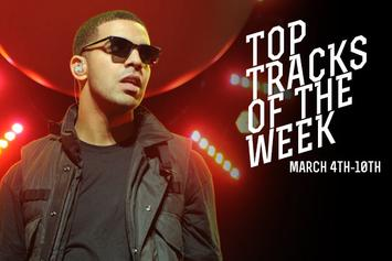 Top Tracks Of The Week: March 4th-10th