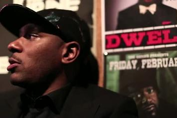 """Yasiin Bey """"Performs Unreleased Track"""" (Prod. By Kanye West) (Live) Video"""