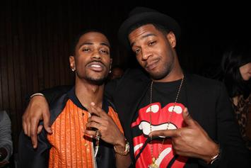 Big Sean Speaks On Kid Cudi Leaving G.O.O.D. Music