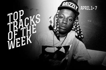 Top Tracks Of The Week: April 1-7