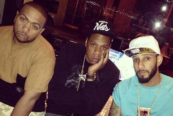 "Swizz Beatz Talks On Creating ""Open Letter"" With Jay-Z & Timbaland"