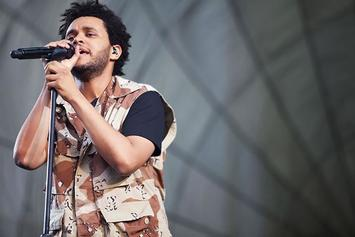 "The Weeknd's ""Trilogy"" Goes Gold [Update: Certified Platinum]"