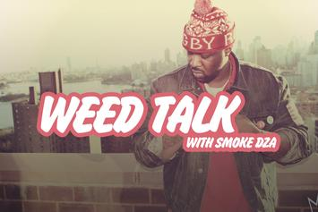 """WEED TALK With Smoke DZA: Blunts Vs. Papers, Favorite Strain, Being The """"KushedGod"""" & More"""