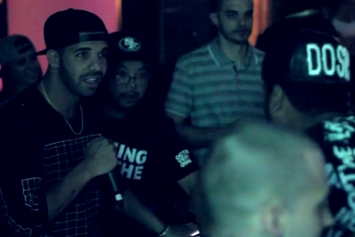 "Drake Feat. DJ Franzen ""Nothing Was The Same Party In Vegas"" Video"