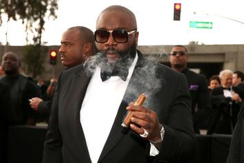 """Rick Ross Discusses What To Expect From """"Mastermind"""" LP"""