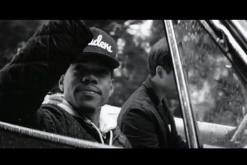 """James Blake Feat. Chance The Rapper """"Life Round Here (Remix)"""" Video"""