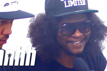 """Ab-Soul Talks On BET Cyphers, Mac Miller Being The """"New Ice Cube"""""""