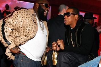 """Rick Ross Reveals His New Single Will Feature Jay Z [Update: Ross Speaks On Single """"The Devil Is A Lie""""]"""