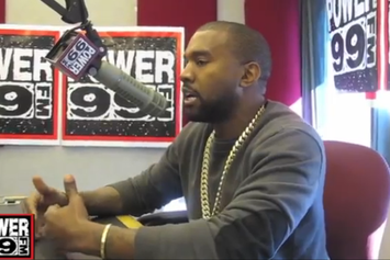 "Kanye West Talks New Solo Album, ""Cruel Winter,"" ""Watch The Throne 2"""