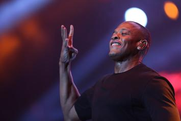 Dr. Dre Says He Doesn't Listen To His Music After It Gets Released