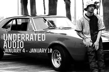 Underrated Audio: January 4- January 10