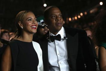 """Jay Z & Beyonce Cover Billboard's 2014 """"Power 100"""" Issue, Rank #1"""