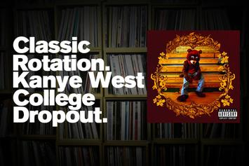"Classic Rotation: Kanye West's ""The College Dropout"" 10 Years Later"