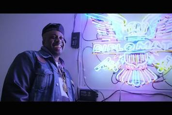 "Smoke DZA ""City Of Dreams"" Video"