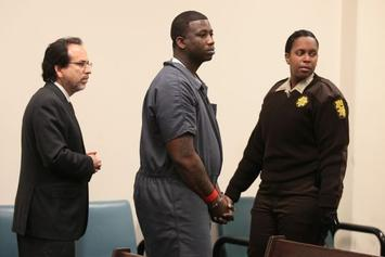 Gucci Mane Reportedly Made $1.3 Mil Last Year Despite Legal Troubles