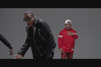 """BTS Of Mack Wilds' """"Henny (Remix)"""" Feat. French Montana, Mobb Deep & Busta Rhymes"""