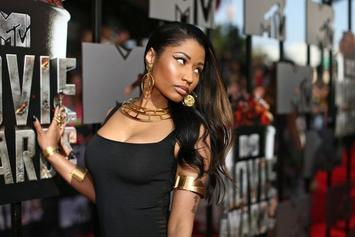 "Nicki Minaj Dropping New Single From ""The Pink Print""  In Two Weeks"