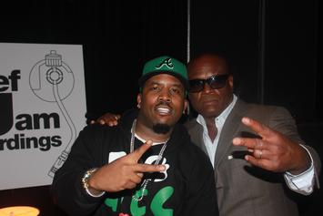 Big Boi Signs To Epic Records, Reunites With L.A. Reid