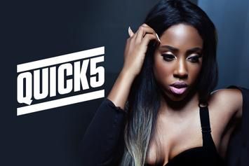 Sevyn Streeter Talks XXL Freshmen & Dream Collabs On Quick5