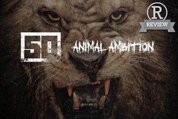 "Review: 50 Cent's ""Animal Ambition"""