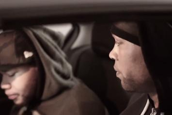 """Styles P Feat. Chris Rivers """"Never Trust"""" Video"""