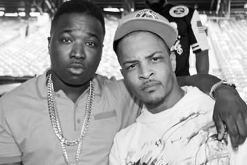 "T.I. Says There Is ""A Possibility"" That Troy Ave Will Sign To Hustle Gang [Update: T.I. Says Deal Is Being Finalized]"
