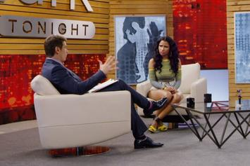 James Franco Interviews Nicki Minaj & Iggy Azalea In MTV VMA Sketch