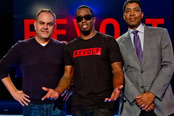Diddy's Revolt TV Is Having Trouble Bringing Up Viewership