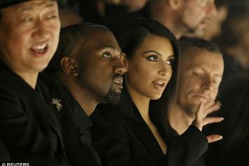 Kim Kardashian Tackled During Paris Fashion Week, Kanye & Kim Ramp Up Security