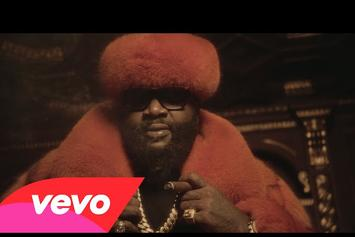 "Rick Ross Feat. R. Kelly ""Keep Doin' That"" Video"