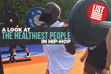 A Look At The Healthiest People In Hip-Hop