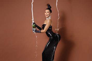 Kim Kardashian Literally Bares It All For Paper Magazine [Update: Kim Reportedly Unpaid For Paper Shoot]
