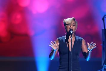 """Stream Mary J. Blige's """"The London Sessions"""""""