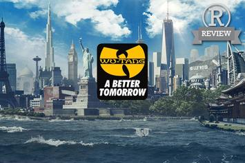 """Review: Wu-Tang Clan's """"A Better Tomorrow"""""""