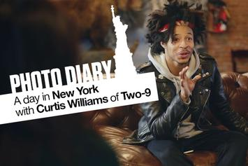 Photo Diary: A Day In New York With Curtis Williams Of Two-9