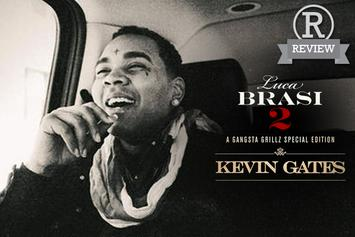 "Review: Kevin Gates' ""Luca Brasi 2"""