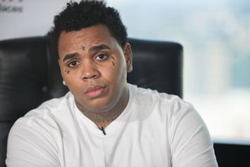 Kevin Gates Wipes His Instagram Of All Videos & Photos