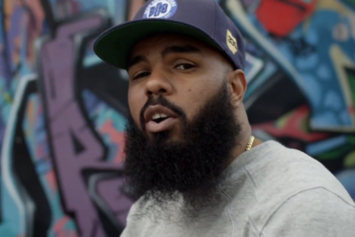 "Stalley Feat. Rashad ""Chevelle"" Video"