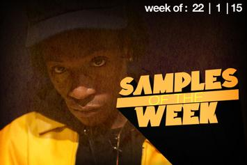 Samples Of The Week: January 22 (Joey Bada$$ Edition)