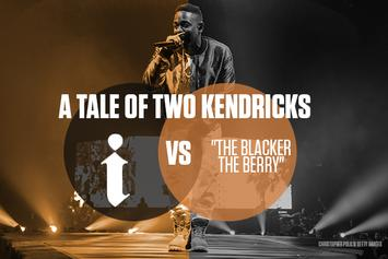 "A Tale Of Two Kendricks: ""i"" Vs. ""The Blacker The Berry"""