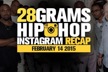 28 Grams: Instagram Hip-Hop Recap (Feb. 14)