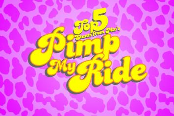 """Top 5 Ridiculous Stunts From MTV's """"Pimp My Ride"""""""