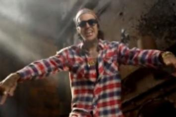 """Yelawolf """"Whiskey In A Bottle"""" Video"""