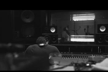"""Action Bronson Records """"Baby Blue"""" With Mark Ronson"""